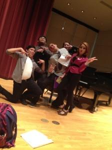 Silly recital
