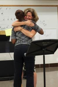 Marcresha hug