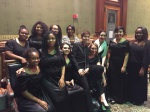 Women at World Food Prize Award Ceremony
